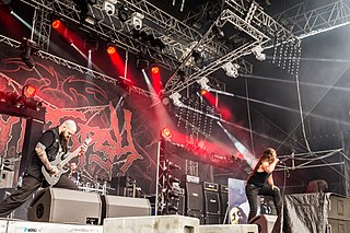 Cryptopsy Canadian technical death metal