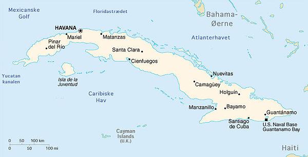 Cuba Wikipedia Den Frie Encyklopaedi