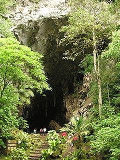 Cueva del Guácharo National Park national historical monument of Venezuela