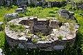 Cuglieri - Cornus - area paleocristiana - fonte battesimale(15).JPG