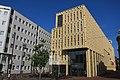 "Cultural building ""Het Rozet"" in the morningsun in the Arnhem city - panoramio.jpg"
