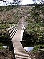 Cycle Bridge Over Capel Water - geograph.org.uk - 160312.jpg