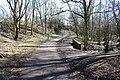 Cycleway and walkway near Elm Tree - geograph.org.uk - 1751723.jpg