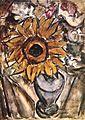 Dénes, Valéria - Sunflower (1913).jpg