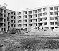 Dózsakert lakótelep, Vadász utcai házak. Fortepan 21696.jpg