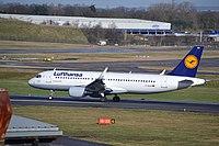 D-AIUA - A320 - Not Available