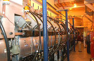 Dual-Axis Radiographic Hydrodynamic Test Facility - Image: DARH Taxis 2