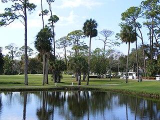 Daytona Beach Golf Course