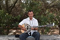 DSC 3510 athens Bouzouki player street july 2018.jpg