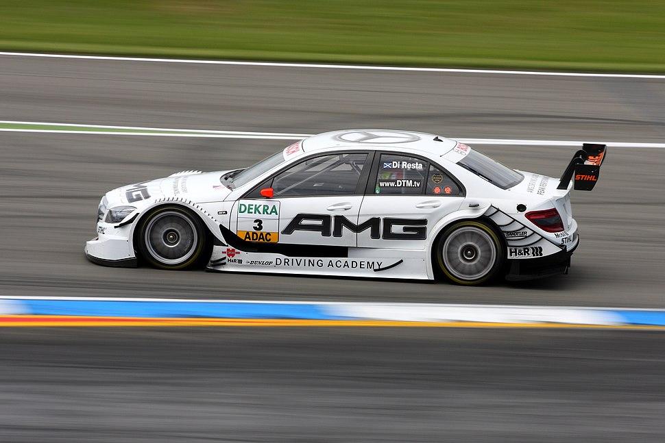 DTM Mercedes W204 DiResta09 amk
