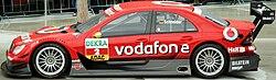 DTM car mercedes2006 Schneider.jpg