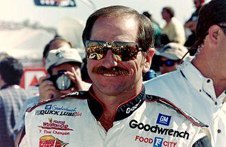 Dale Earnhardt - Earnhardt, late 1990s