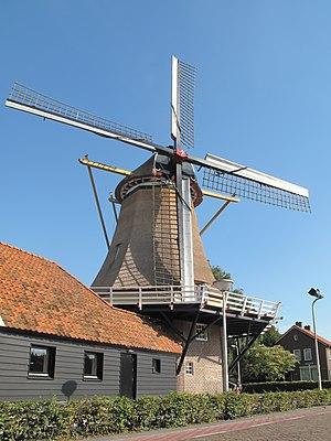 Dalfsen - Image: Dalfsen, de Westermolen RM11656 foto 3 2012 09 09 16.16