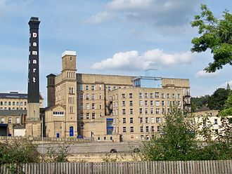 Bingley - Damart buildings