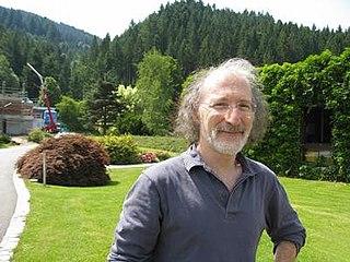 Dan Segal British mathematician