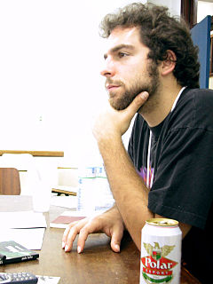 Brazilian writer, translator and editor