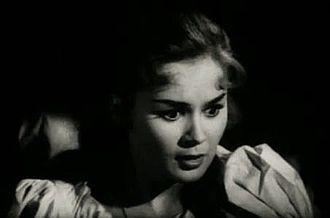 Danielle De Metz - Danielle De Metz in Return of the Fly (1959)