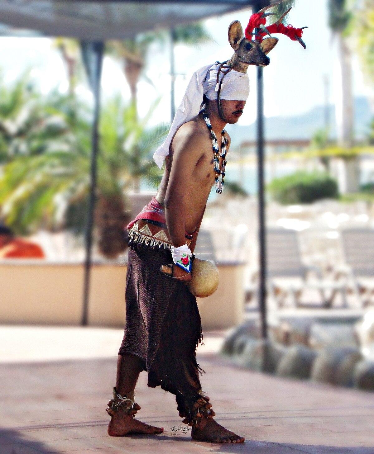 Danza Del Venado Wikipedia La Enciclopedia Libre