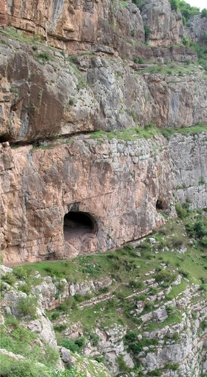 Darband Cave - Entrance of the Darband Cave