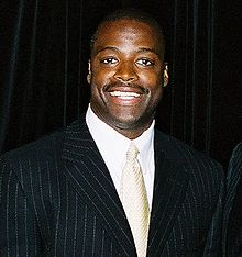 Description de l'image  Darrell Green at Dept of Education event, cropped.jpg.