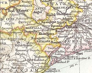 Baramba State - Baramba State in the Imperial Gazetteer of India