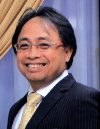 Department of Higher Education (Malaysia) - Image: Dato' Prof. Dr. Rujhan bin Mustafa