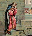David's Grief Over Absolom (Bible Card).jpg