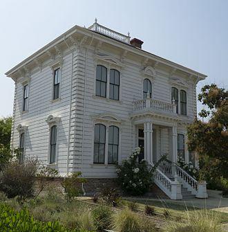 Forest Home Farms - David Glass House, Forest Home Farms, San Ramon, California
