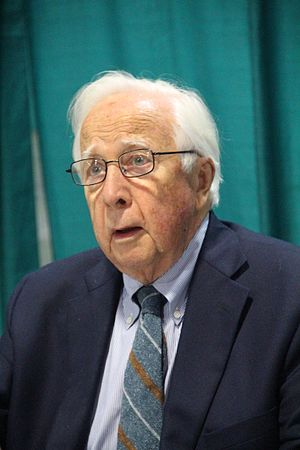 David McCullough - David McCullough at the National Book Festival in Washington, D.C. (2015)