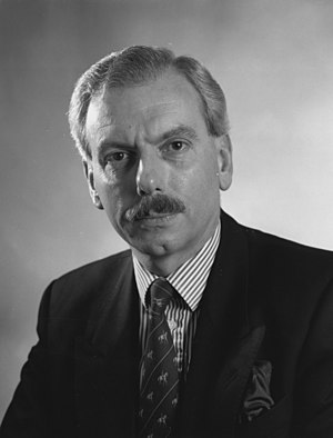 David Starkey circa 1980.