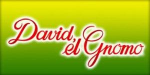 The World of David the Gnome - Title screen of original David el Gnomo opening