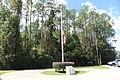 Davis Park flagpole, St. Johns County.jpg