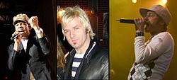 Michael Tait, Kevin Max, Toby McKeehan