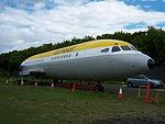 De Havilland Trident 1C G-ARPO, NELSAM, 27 June 2015.JPG