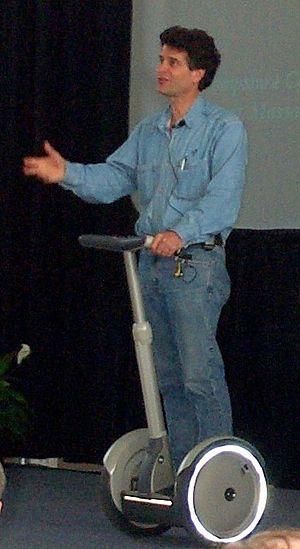 Dean Kamen - Image: Dean kamen