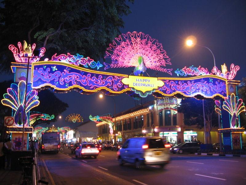 Image:Deepavali, Little India, Singapore, Oct 06.JPG
