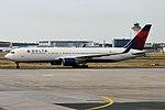 Delta Air Lines, N1604R, Boeing 767-332 ER (44389255131).jpg