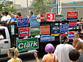 Democratic Candidates at the Twin Cities Pride Parade 2011 (5873904497).jpg