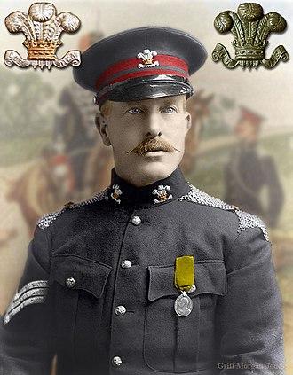 Denbighshire Hussars - Denbighshire Hussars Sergeant, 1907