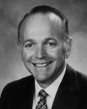 Dennis DeConcini - Portrait of U.S. Senator Dennis DeConcini