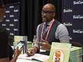 Derrick Barnes at BookExpo (05633).jpg
