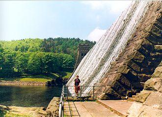 Upper Derwent Valley - Derwent Dam