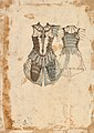Design for a Soldier's Costume with a Cuirass (front and back) MET DP823543.jpg