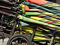 Detail of Cart with Rolled Umbrellas - Phnom Penh - Cambodia - 02 (48322347377).jpg
