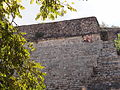 Detail of Great Pyramid - Uxmal Archaeological Site - Merida - Mexico.jpg