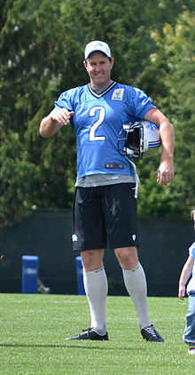 Detroit Lions punter Ben Graham during the 2012 training camp.jpg