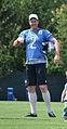 Detroit Lions punter Ben Graham during the 2012 training camp.jpg