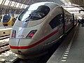Deutsche Bahn ICE 3 high speed Train at Amsterdam Central Train Station (Ank Kumar) 01.jpg