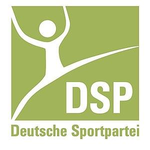 Logo der Deutschen Sportpartei ( DSP )
