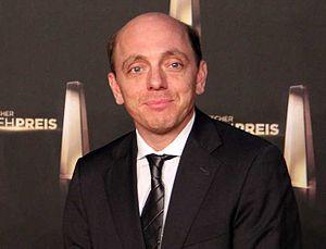 Bernhard Hoëcker - Bernhard Hoëcker at German television award, 2012